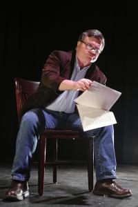 "Michael Shooner stars in Falcon Theatre's ""Seminar"" opening this Friday"